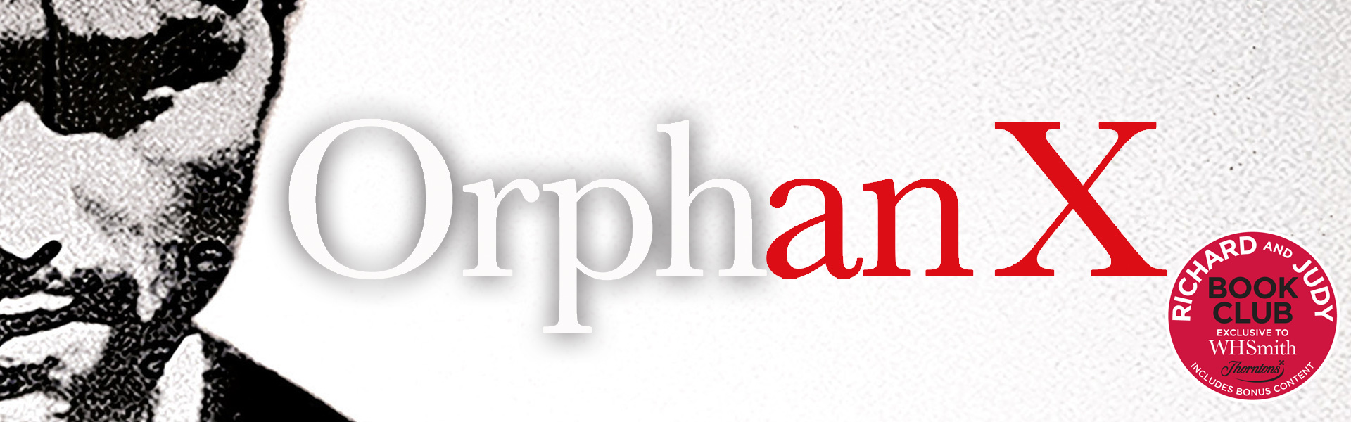 Read an Extract from Orphan X by Gregg Hurwitz