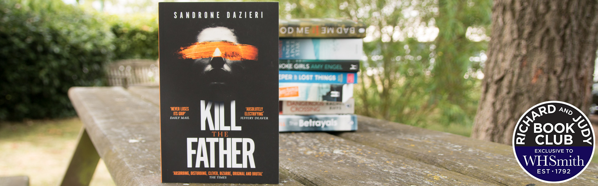 Richard and Judy Introduce Kill the Father by Sandrone Dazieri
