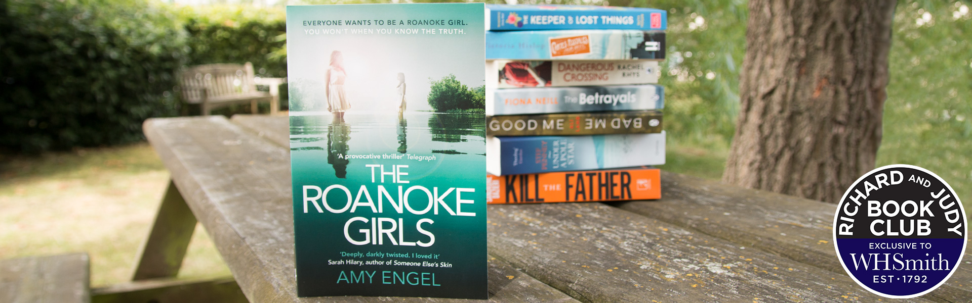 Richard and Judy Introduce The Roanoke Girls by Amy Engel