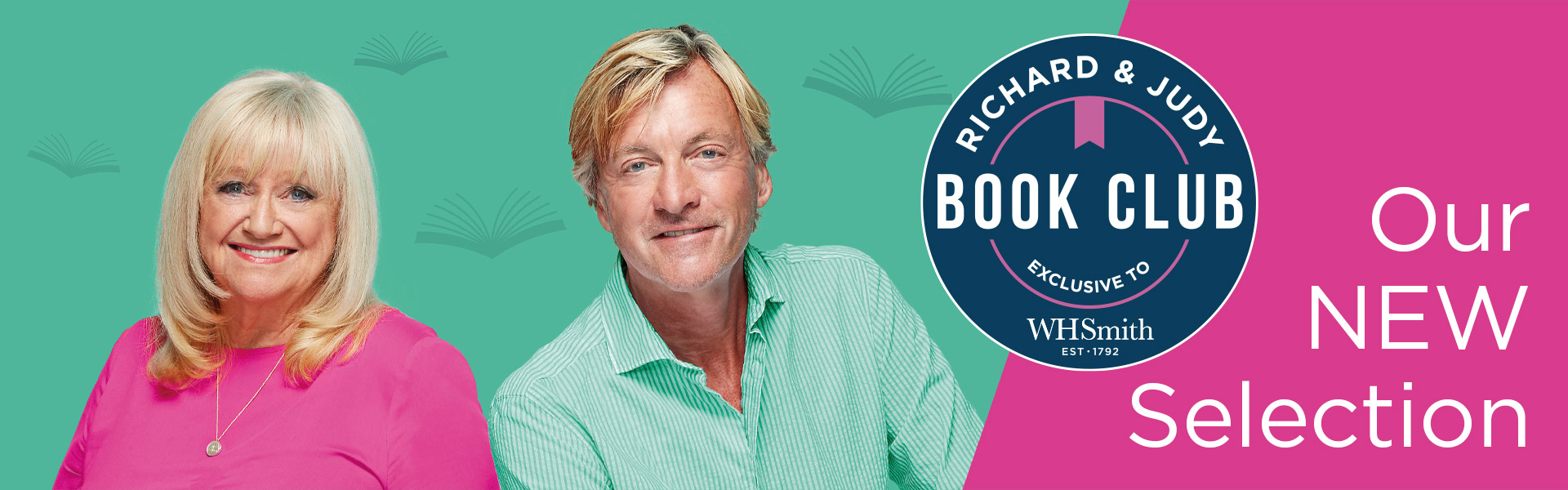 The Richard and Judy April Book Club 2021