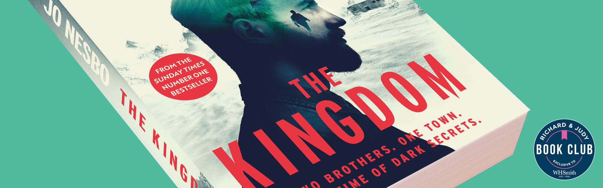 Richard & Judy Introduce The Kingdom by Jo Nesbo