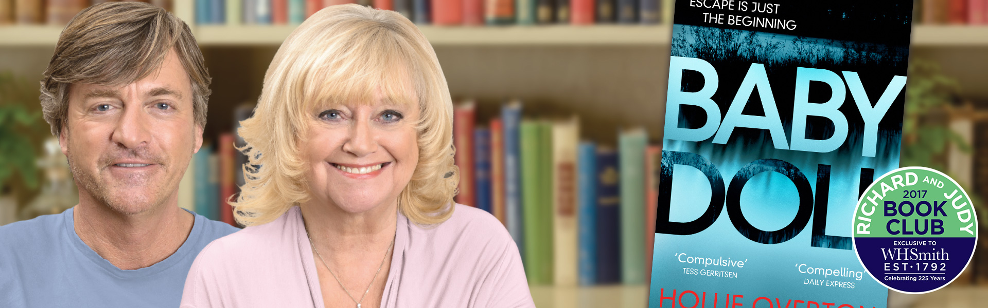 Richard and Judy Review: Baby Doll by Hollie Overton