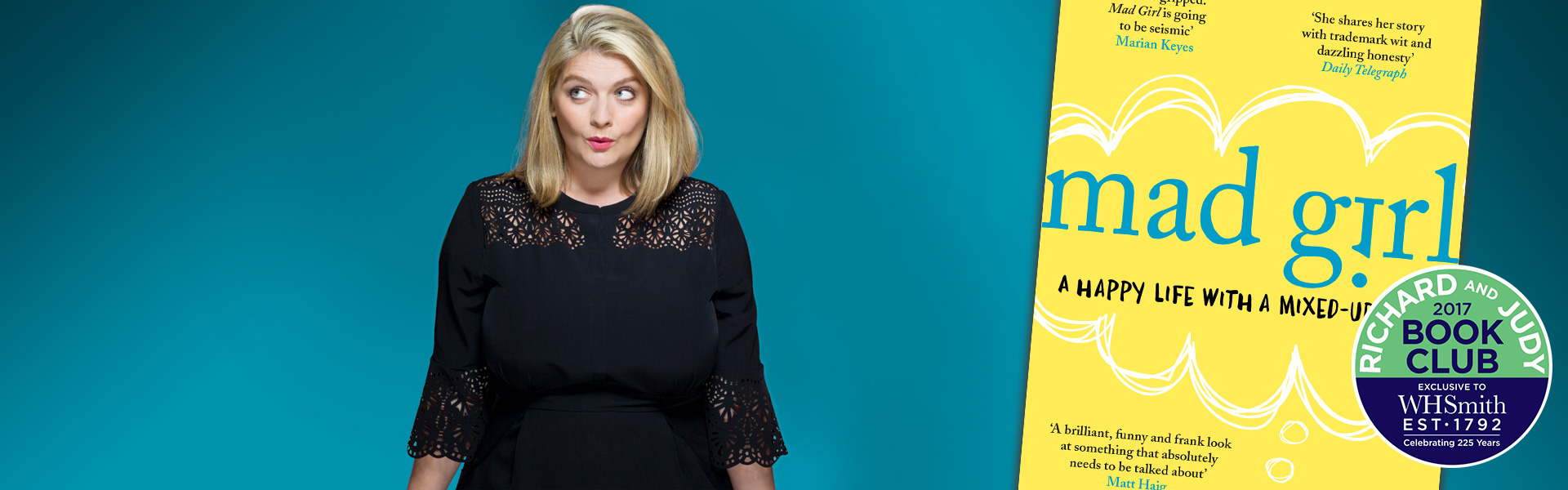 A Note From Bryony Gordon on Mad Girl
