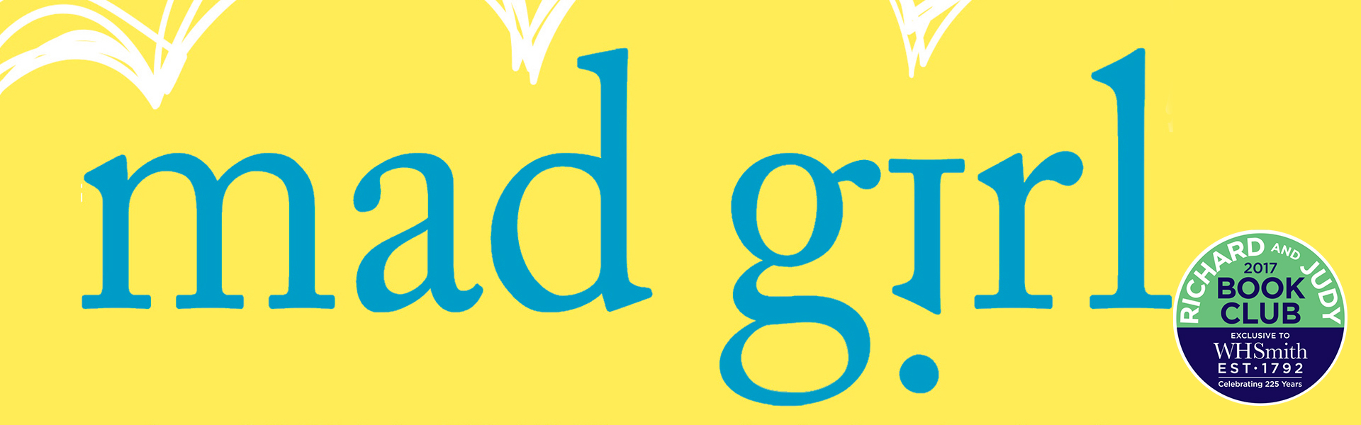 Read an Extract from Mad Girl by Bryony Gordon