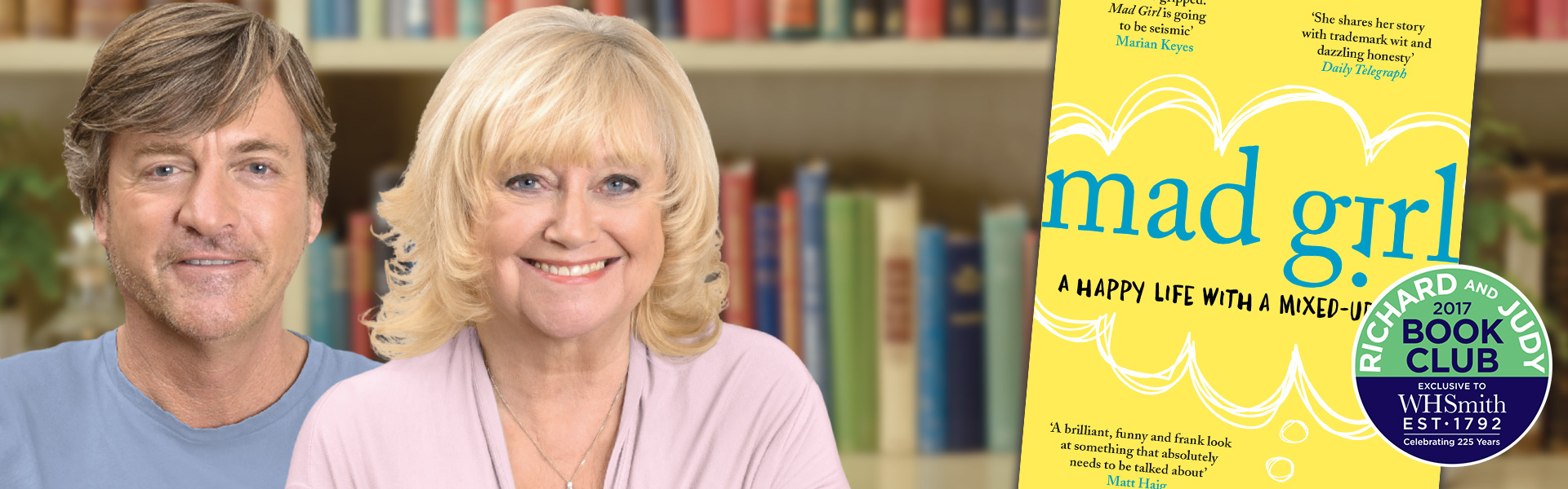 Richard and Judy Review: Mad Girl by Bryony Gordon
