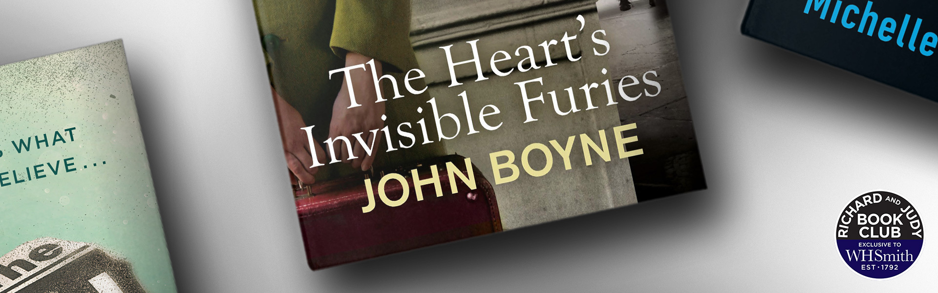Richard and Judy Introduce The Heart's Invisible Furies by John Boyne