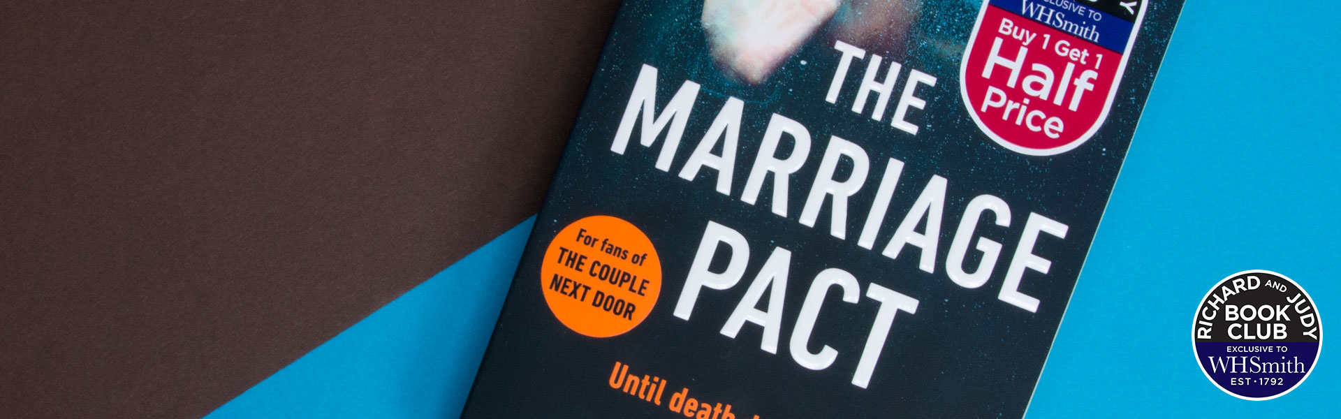 Michelle Richmond: 5 Companion Books (and a Film) for The Marriage Pact
