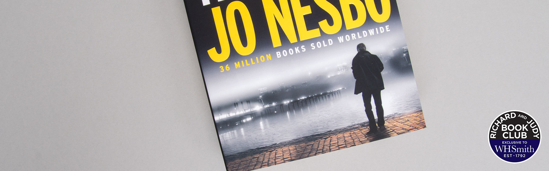 An Exclusive Interview with Jo Nesbo on The Thirst