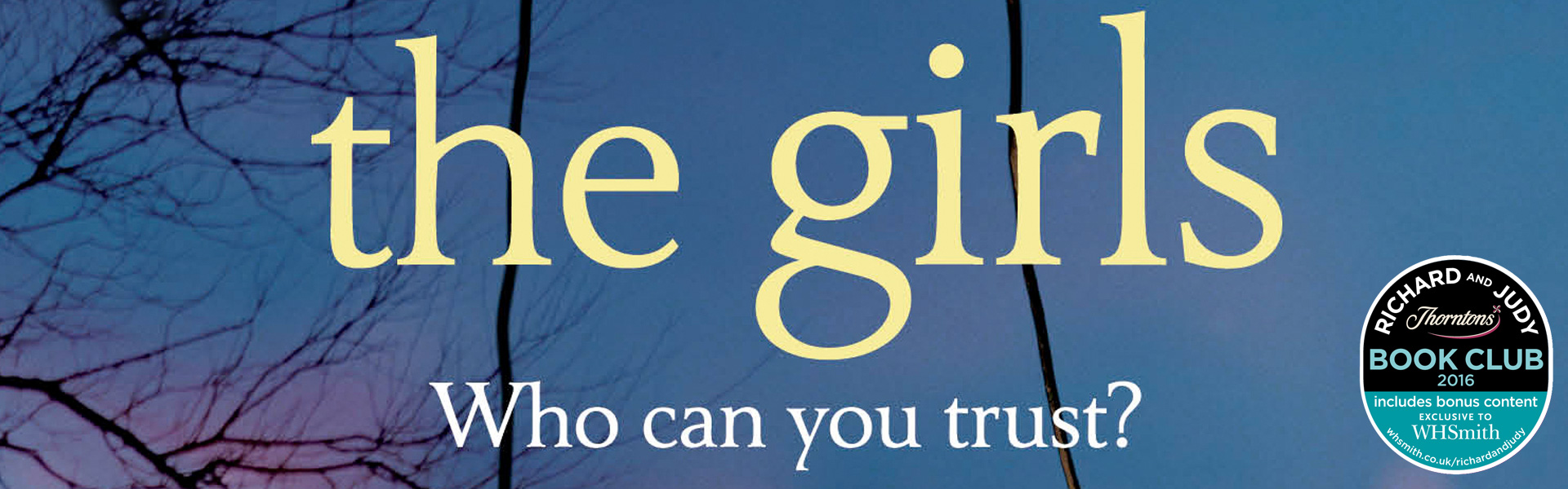 Book Club Questions for The Girls by Lisa Jewell