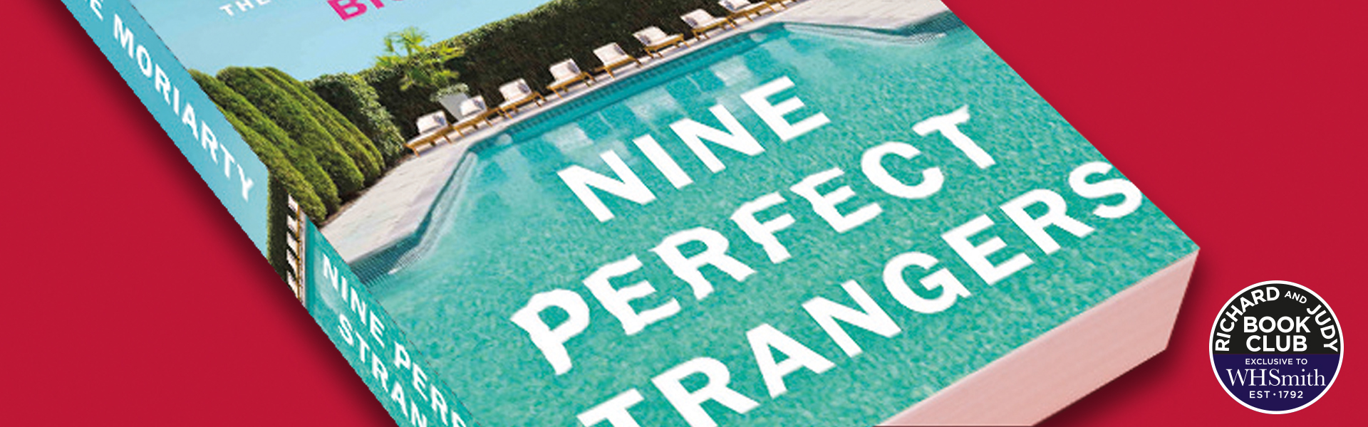 Richard and Judy Introduce Nine Perfect Strangers by Liane Moriarty
