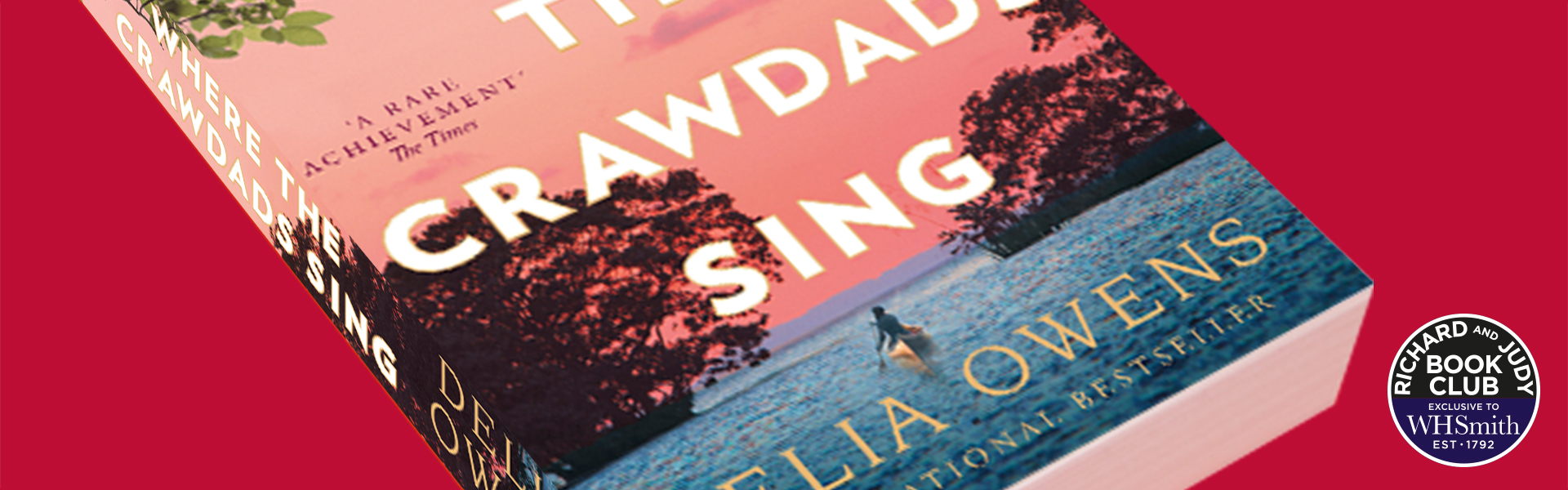 Richard and Judy Introduce Where the Crawdads Sing by Delia Owens