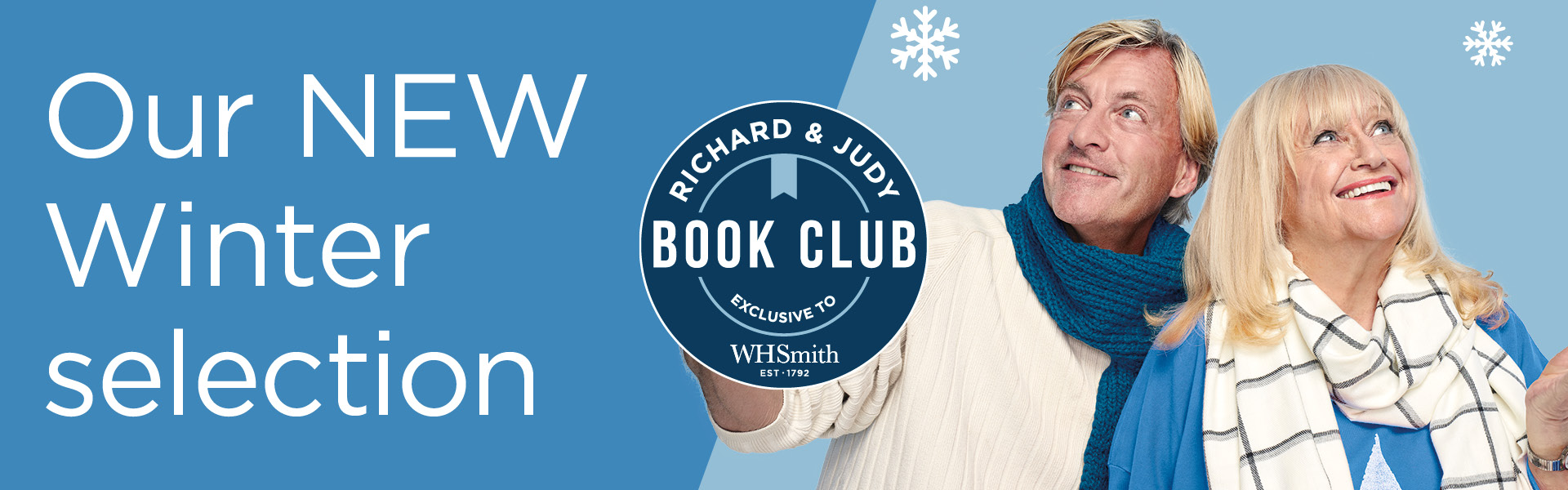 The Richard and Judy Winter Book Club 2020