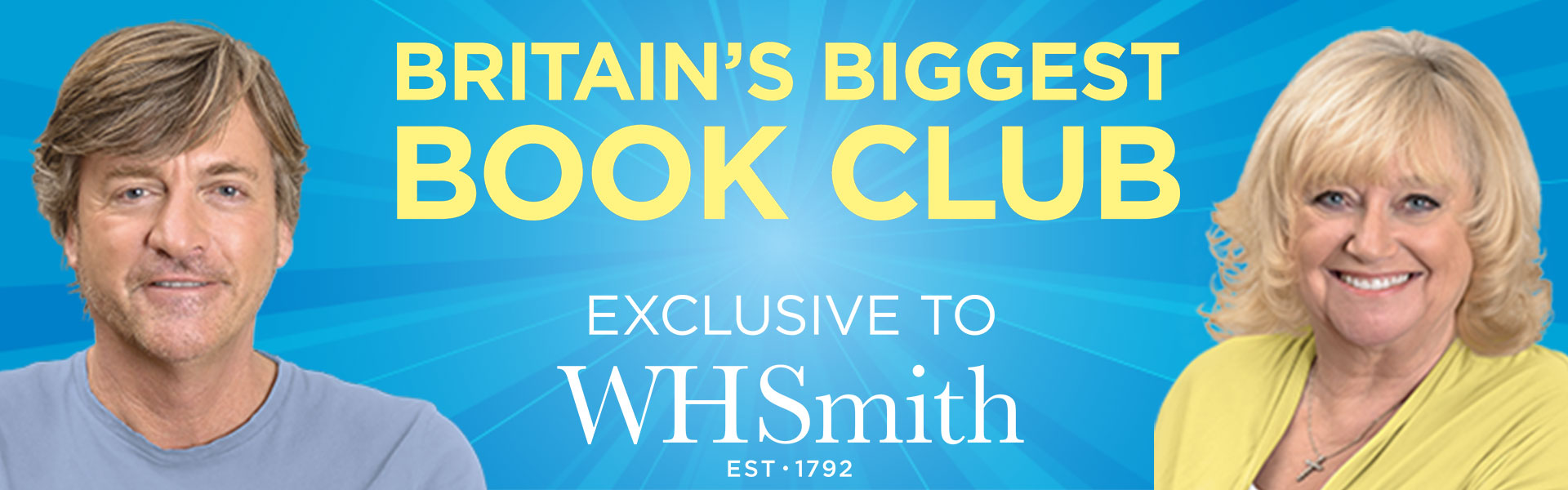 The Richard and Judy Book Club July 2020
