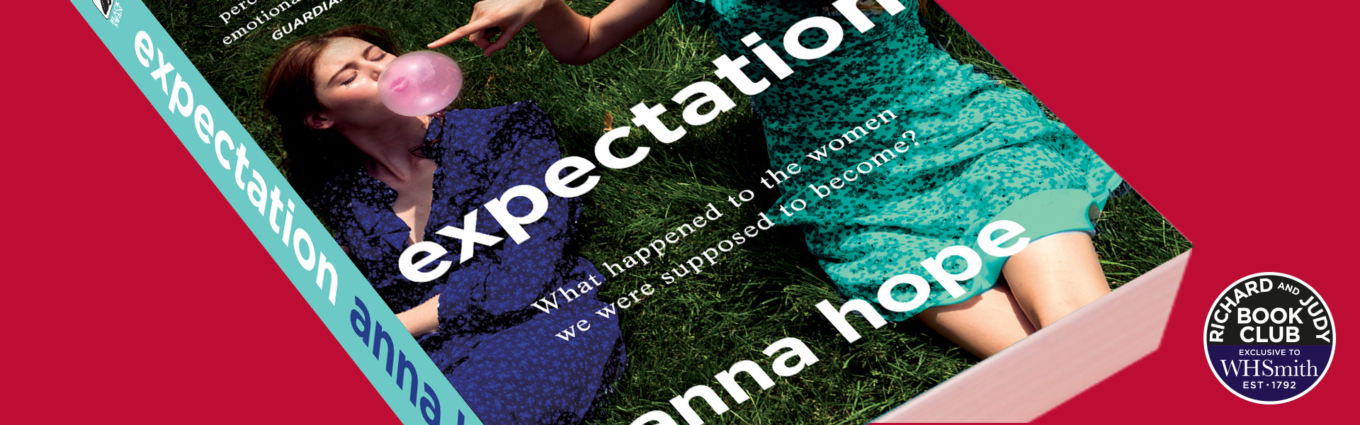 Richard and Judy Introduce Expectation by Anna Hope