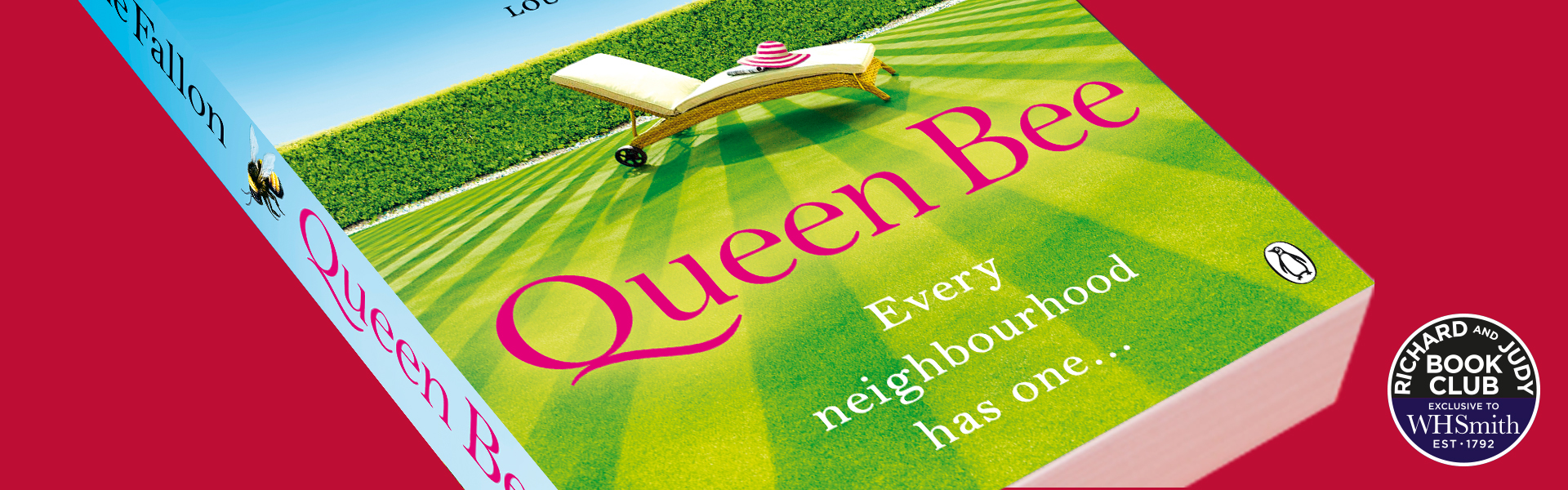 Richard and Judy Introduce Queen Bee by Jane Fallon
