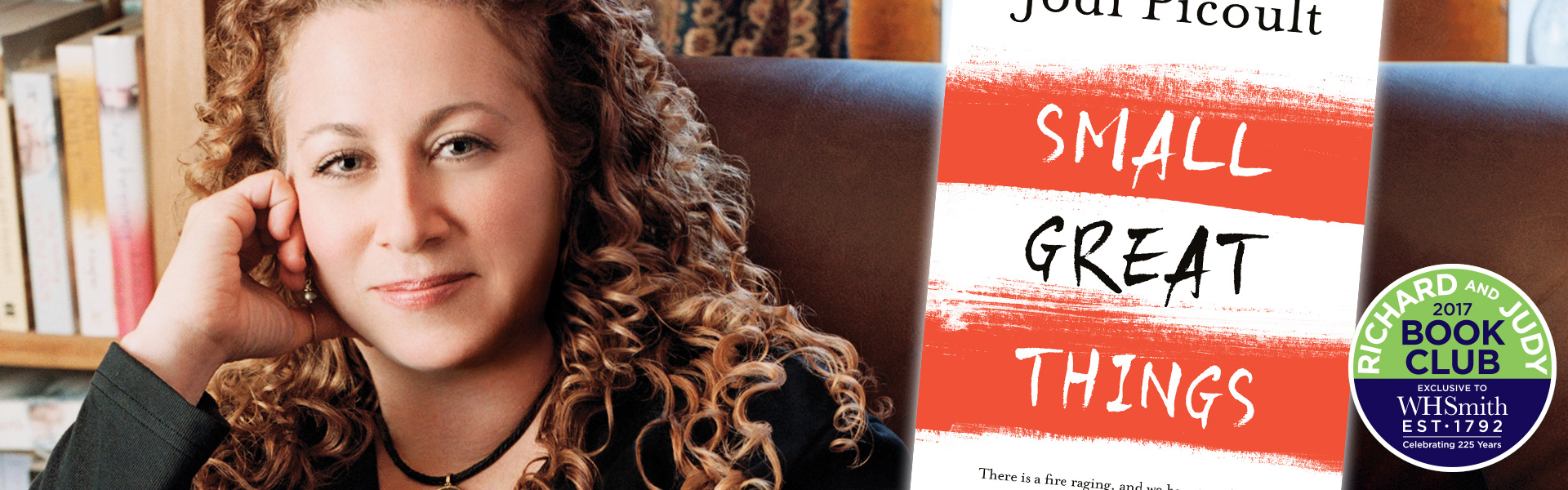 Jodi Picoult: Be True to Your Moral Compass