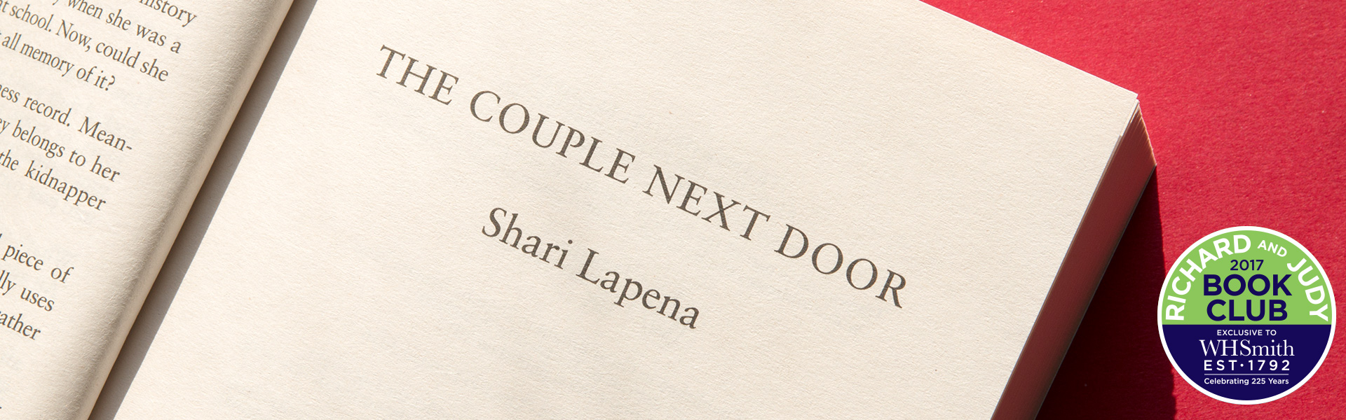 Read an Extract from The Couple Next Door by Shari Lapena