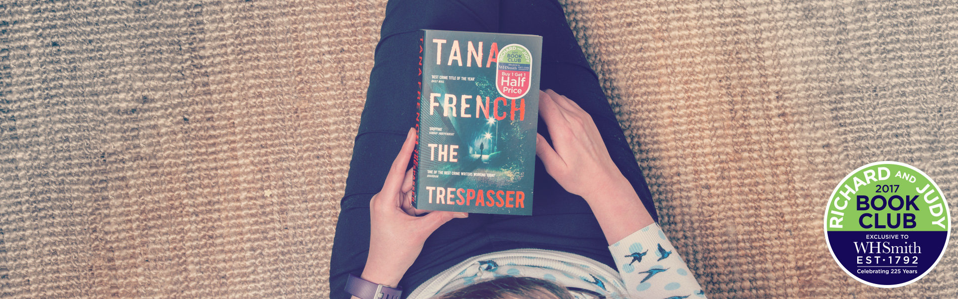Read an Extract from The Trespasser by Tana French