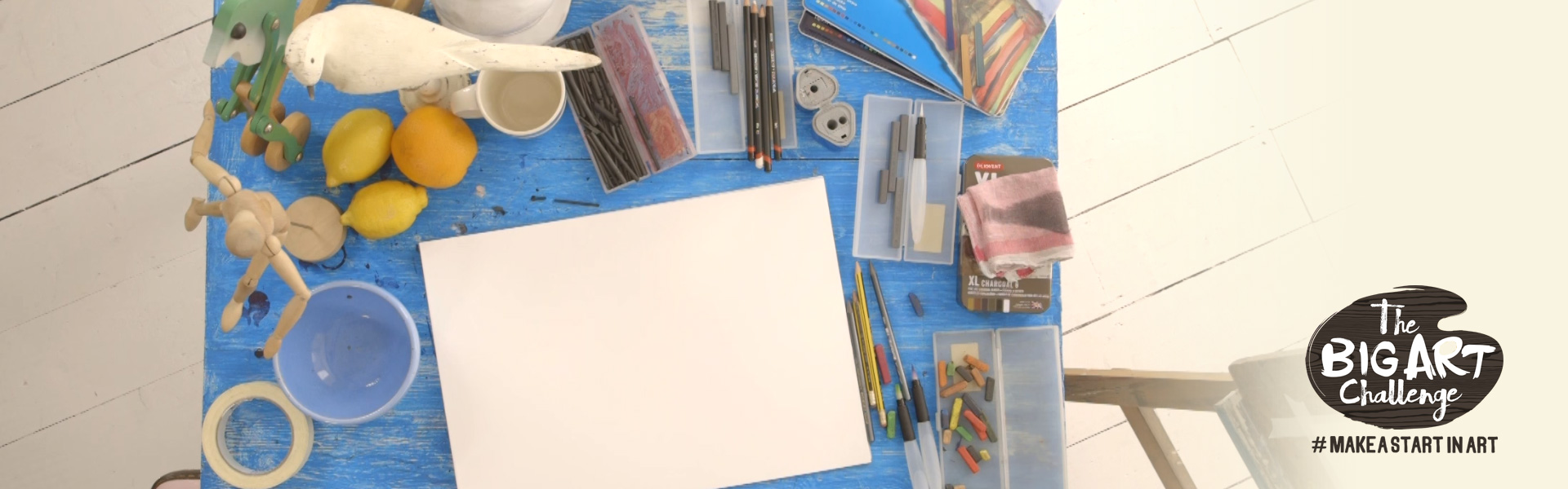 Make a Start In Art: How to Draw – An Introduction