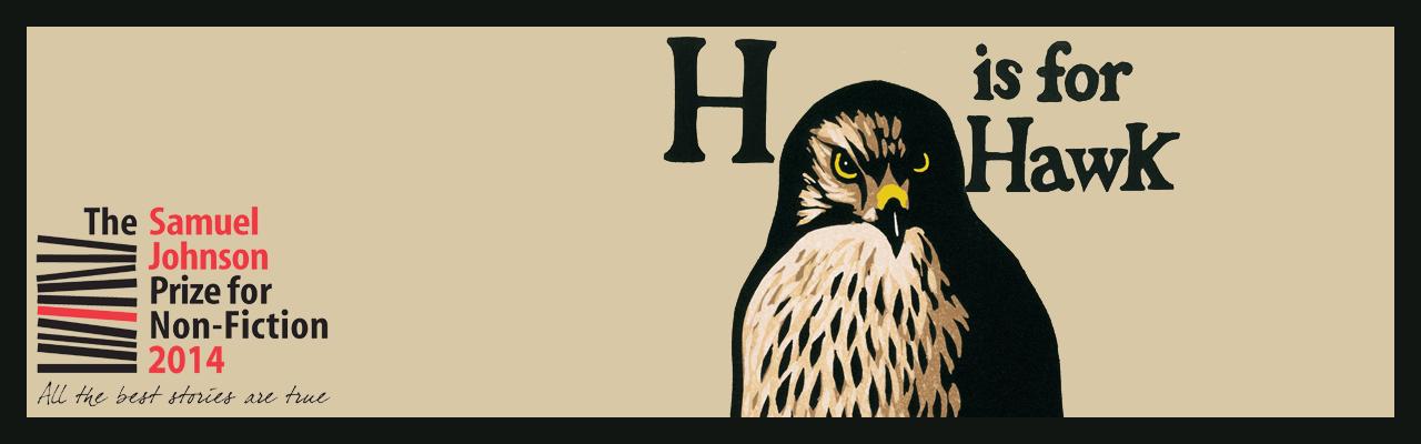 The Samuel Johnson Prize Winner 2014: Helen MacDonald