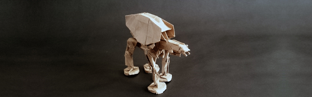 Star Wars Origami May The Folds Be With You