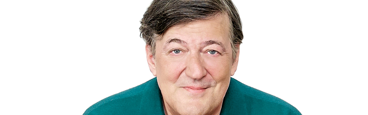 Stephen Fry Discusses More Fool Me