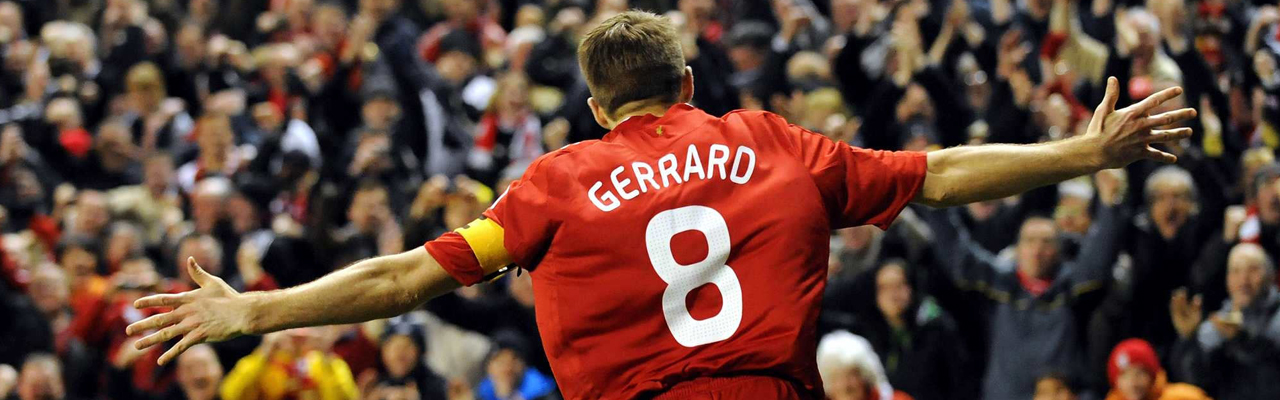 Read an Extract from My Story by Steven Gerrard