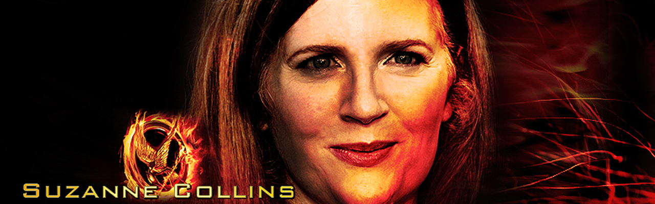 Suzanne Collins Discusses The Hunger Games
