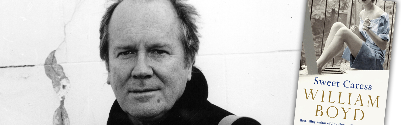 William Boyd: An Exclusive Interview on the Process of Writing