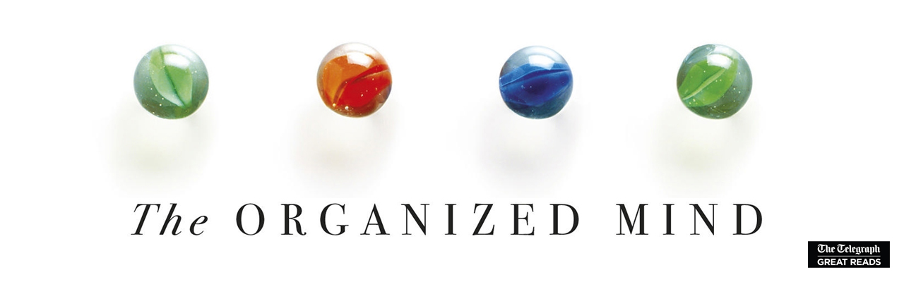 Telegraph Great Reads: The Organized Mind
