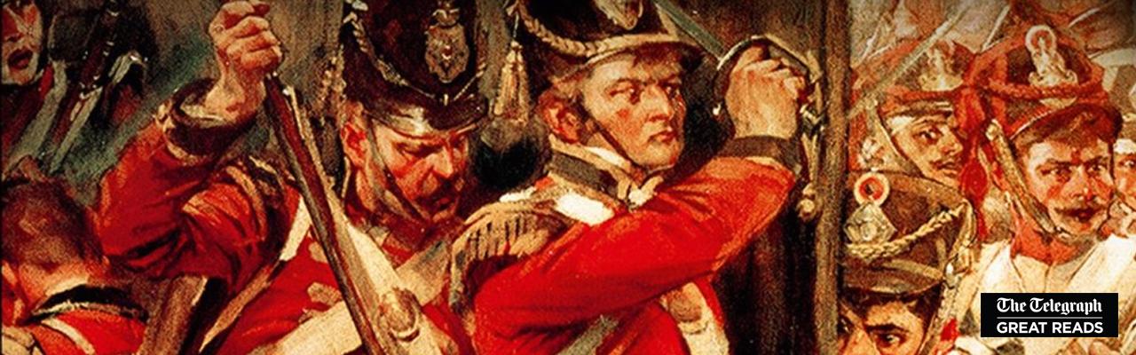 Telegraph Great Reads: Waterloo by Bernard Cornwell