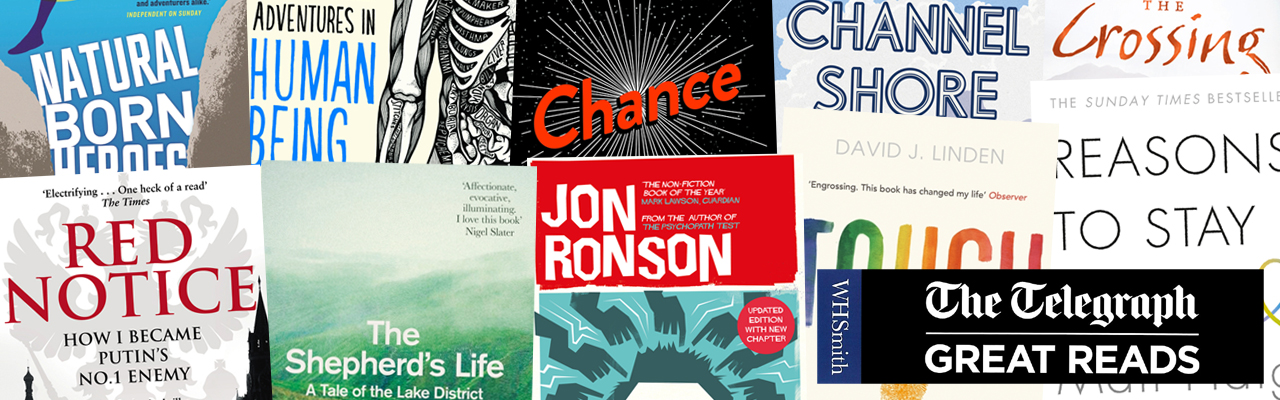 The Telegraph Great Reads Spring 2016