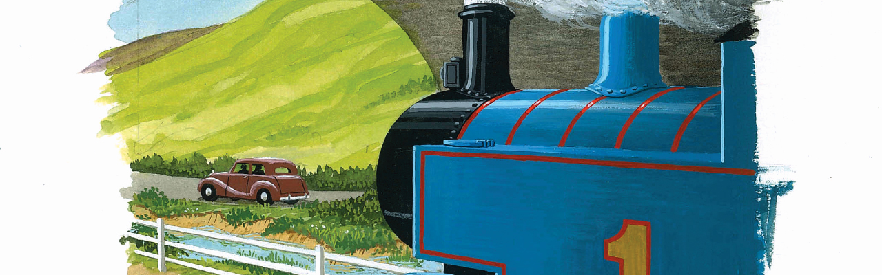 The Story Behind Thomas the Tank Engine
