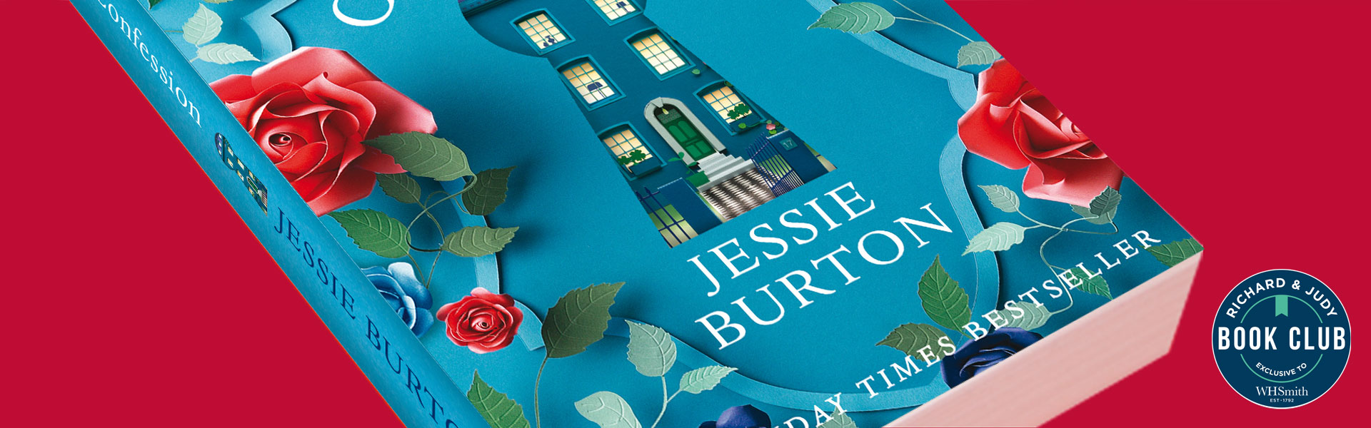 Richard and Judy Introduce The Confession by Jessie Burton