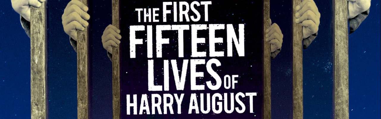 Richard and Judy Review: The First Fifteen Lives of Harry August – Claire North