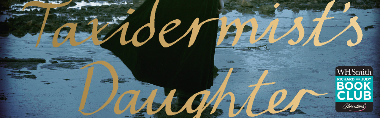 Kate Mosse The Taxidermist's Daughter Preview