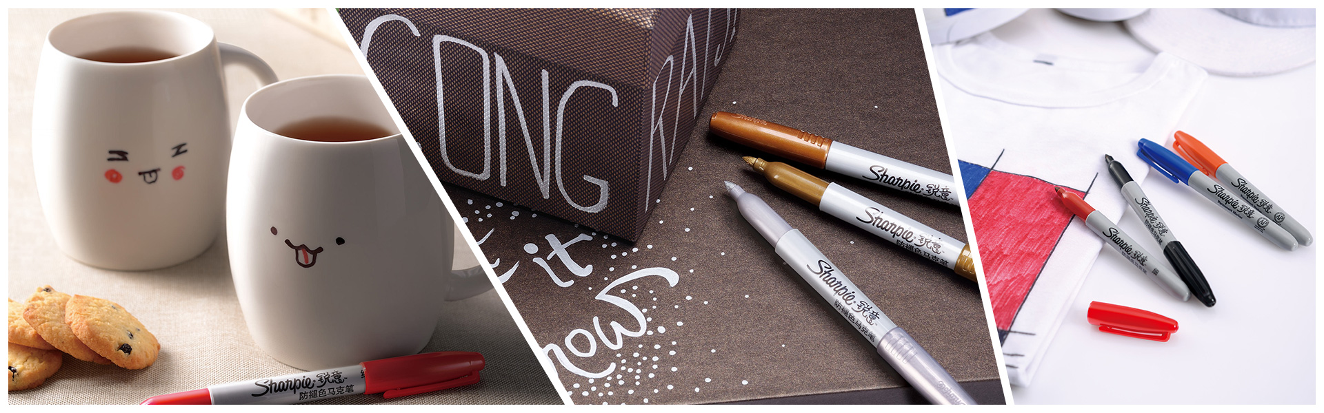 5 Fun Projects to Personalise with Sharpie Pens