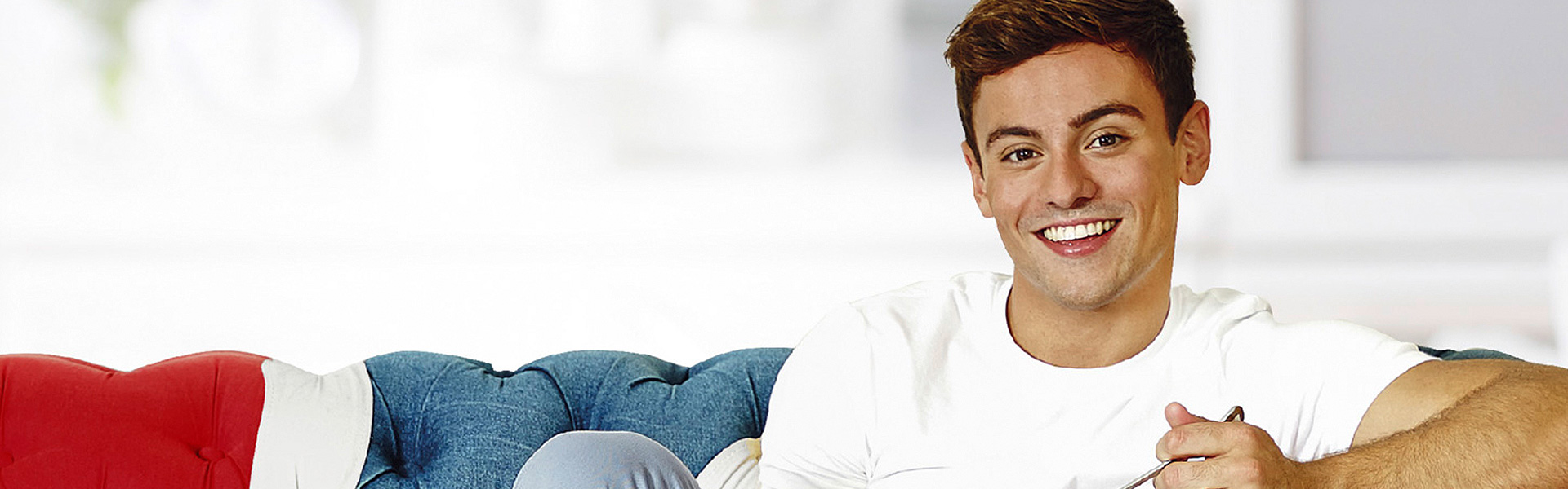 Competition! Win a Personal Workout Session with Tom Daley!