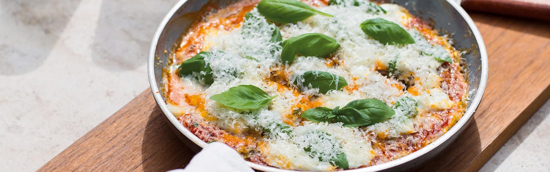 Tom Kerridge: Pepperoni Pizza Omelette Recipe