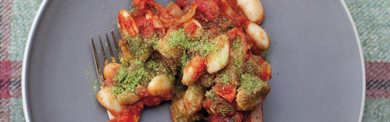 Tom Kitchin: Sausage and Butterbean Casserole Recipe
