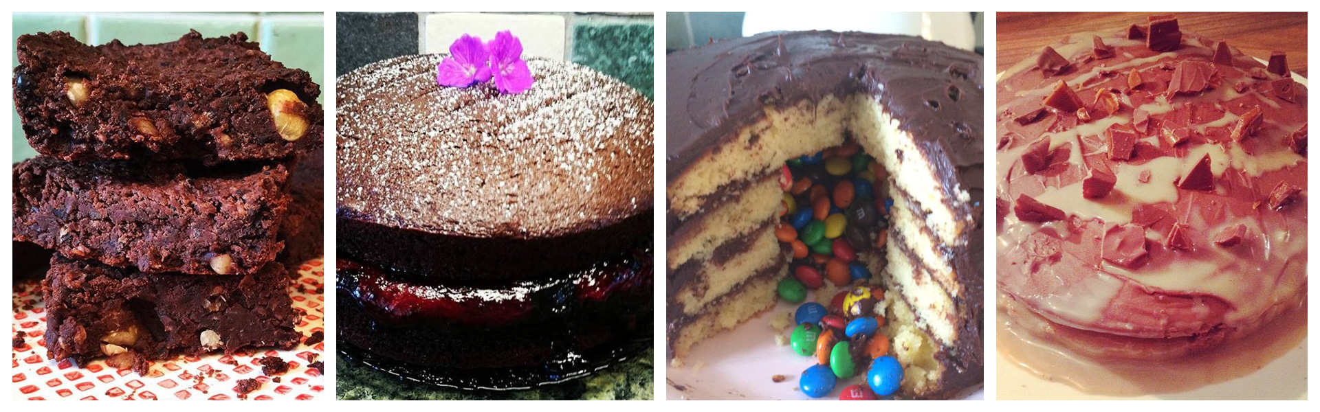 Toni Waterfall: 4 Chocolicious Recipes for World Chocolate Day!