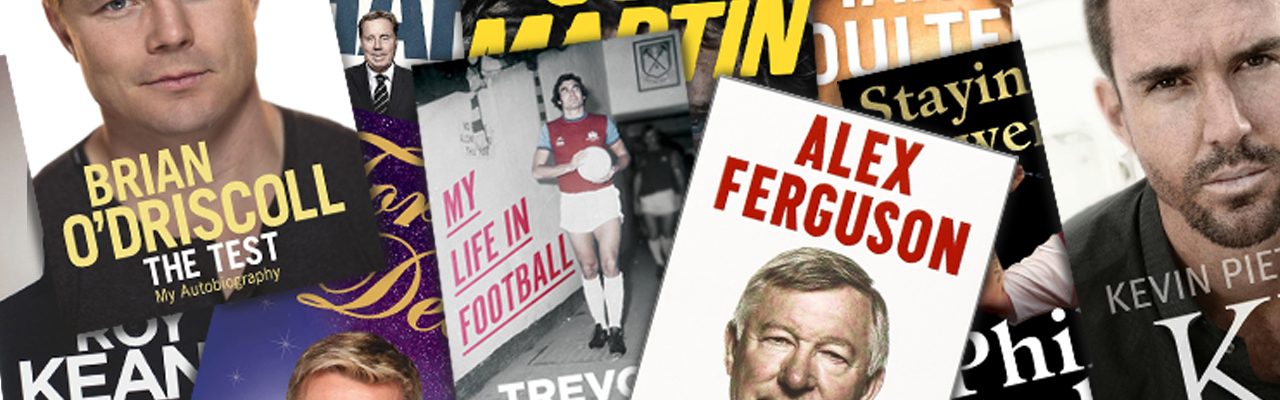 Top 10 Sports Biographies 2014