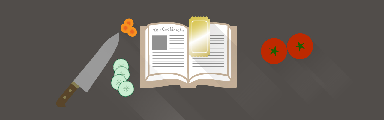 Top 5 Lavish Cookbooks
