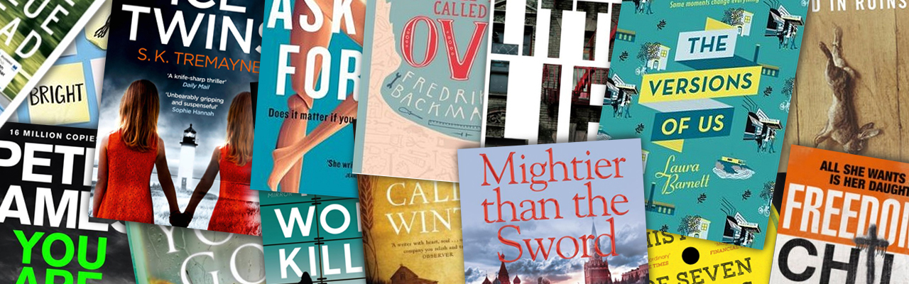 Top Fiction Books 2015