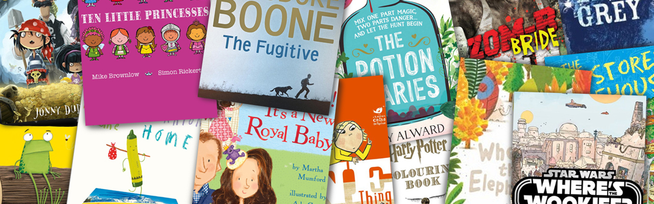 Top Children's Books 2015