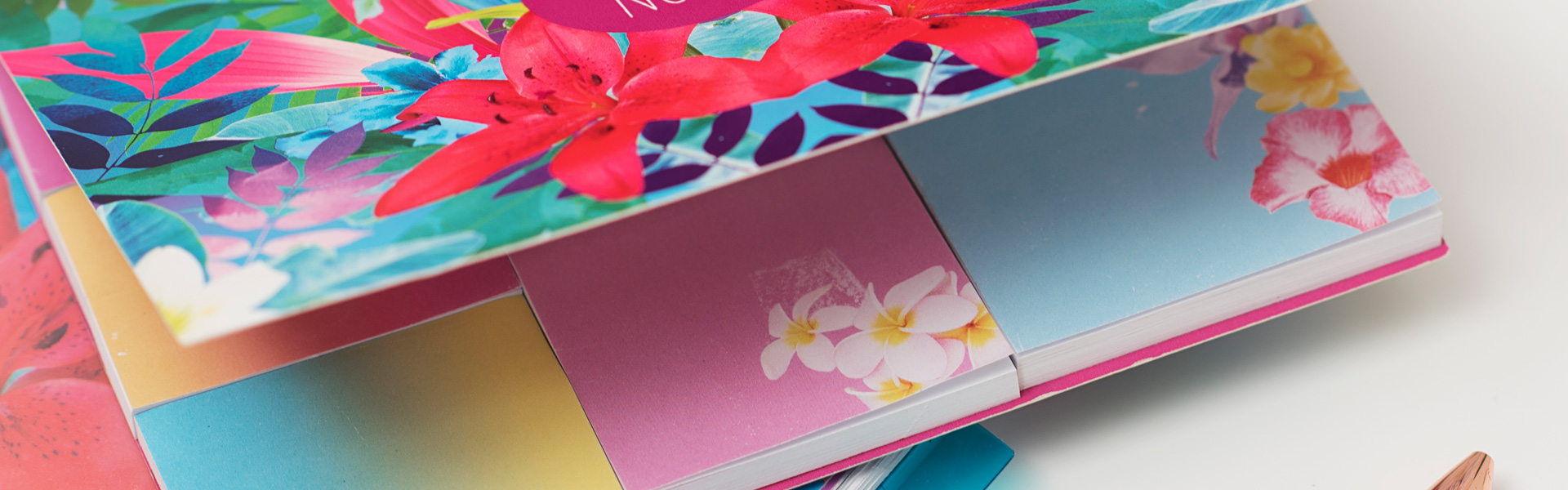 New! Give Your Desk a Tropical Twist with our Tropique Stationery