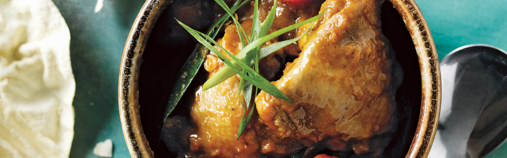 Sarah Wilson: Vietnamese Chicken Curry Recipe