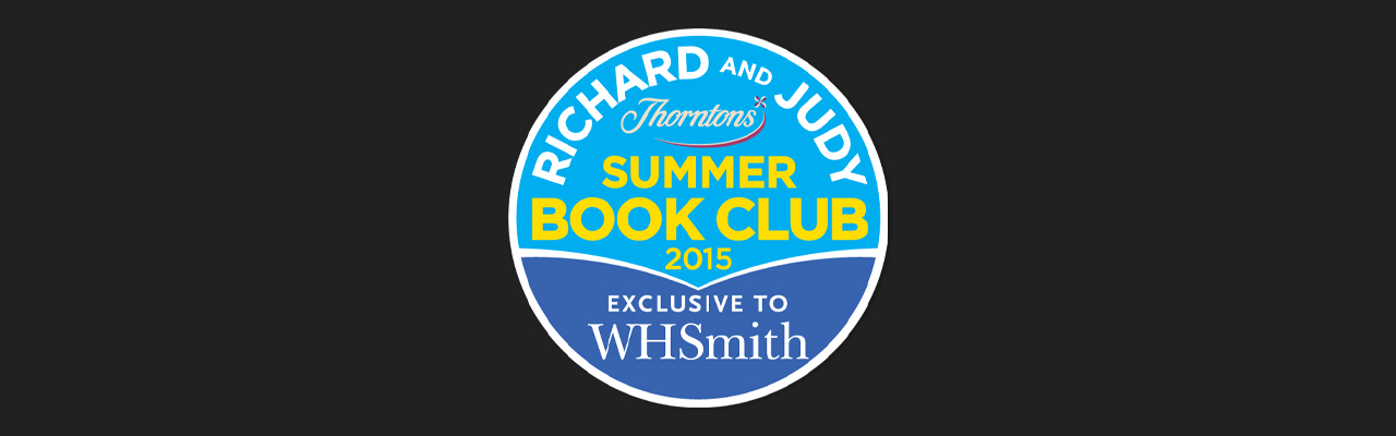 Vote Now For Your Richard & Judy Summer Book Club 2015 WINNER!