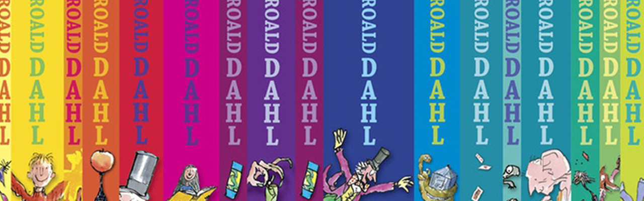 Why We Love Roald Dahl