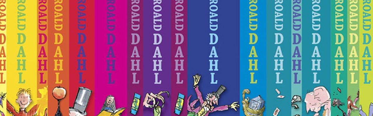 Why We Love Roald Dahl